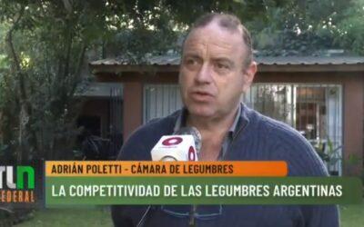 «Producción de Legumbres en la Argentina»