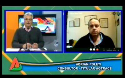 "Adrián Poletti, Titular de Agtrace – La Comisión Europea selló el acuerdo ""F2F"""
