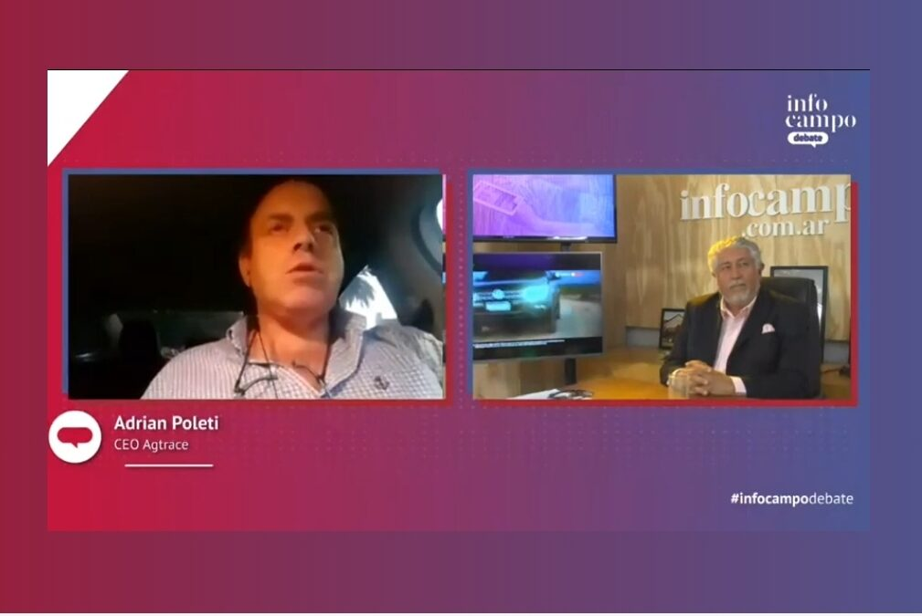 Desafíos y oportunidades para los agronegocios en Argentina: la mirada de los líderes – Adrián Poletti CEO Agtrace