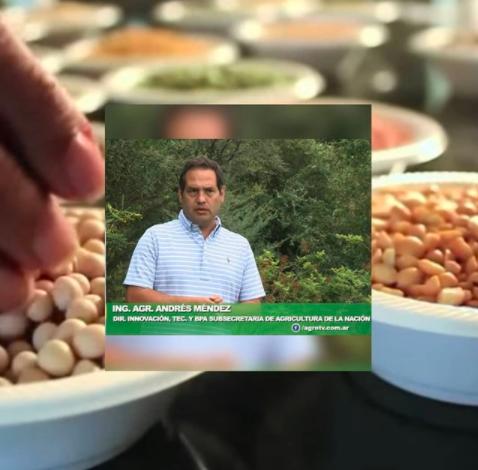 Andres Mendez: Ecosistema digital Agtech, el futuro sustentable del agro